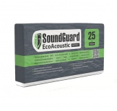 ЭкоВата SoundGuard EcoAcoustic 25 mm